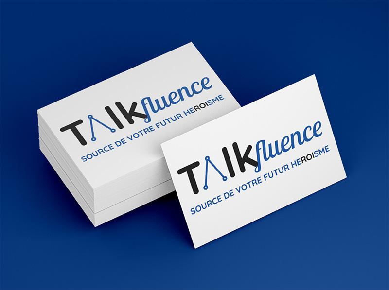 Logo Talkfluence