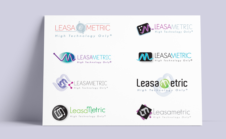 planche logos Leasametric